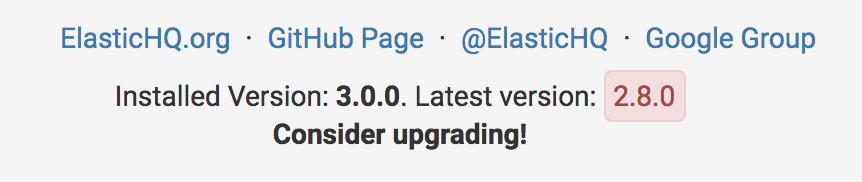 Getting Started — ElasticHQ latest documentation